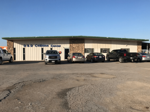 Collision Repair Center Abilene TX